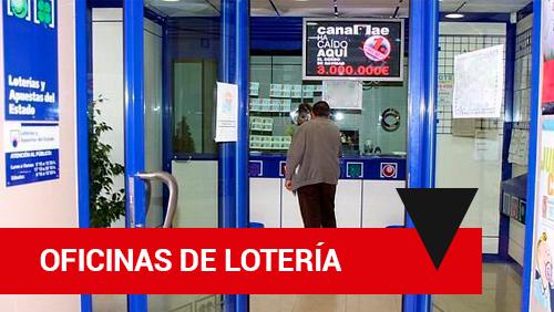 imagen sobreSeguridad en Administraciones de Lotería